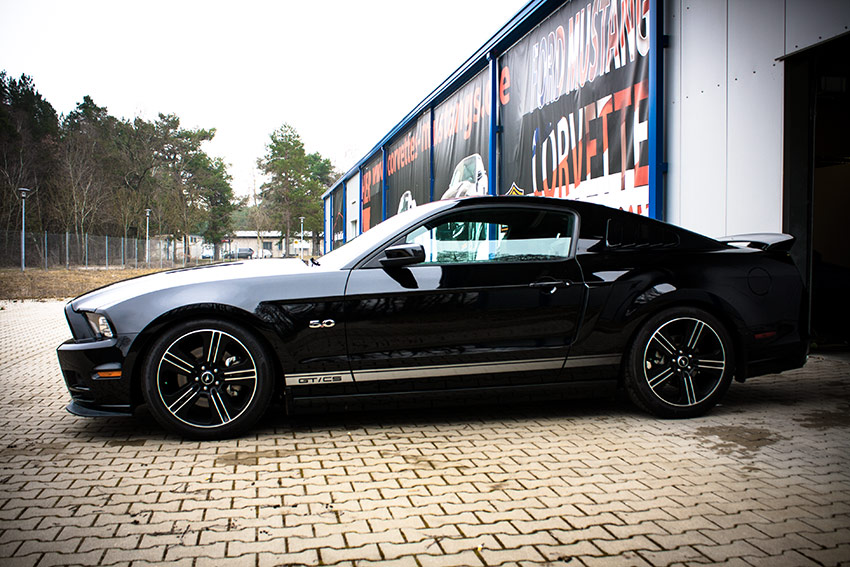 ford mustang gt california special top us import h ndler. Black Bedroom Furniture Sets. Home Design Ideas