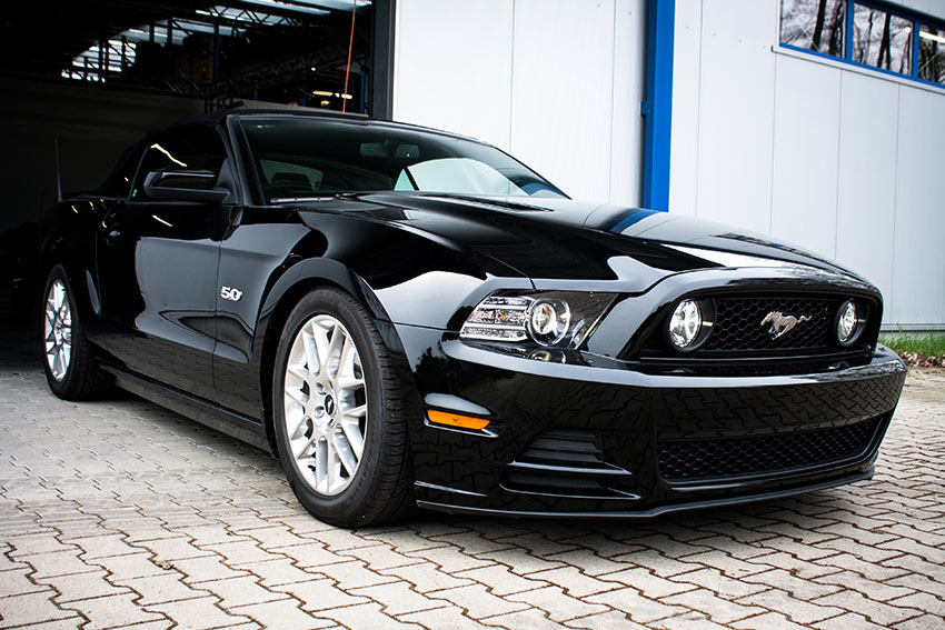 Ford Mustang GT 50 Cabrio