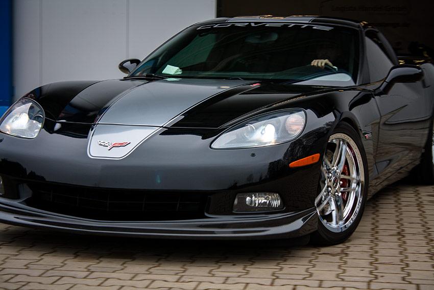 2007 Corvette C6 SLP ZL465