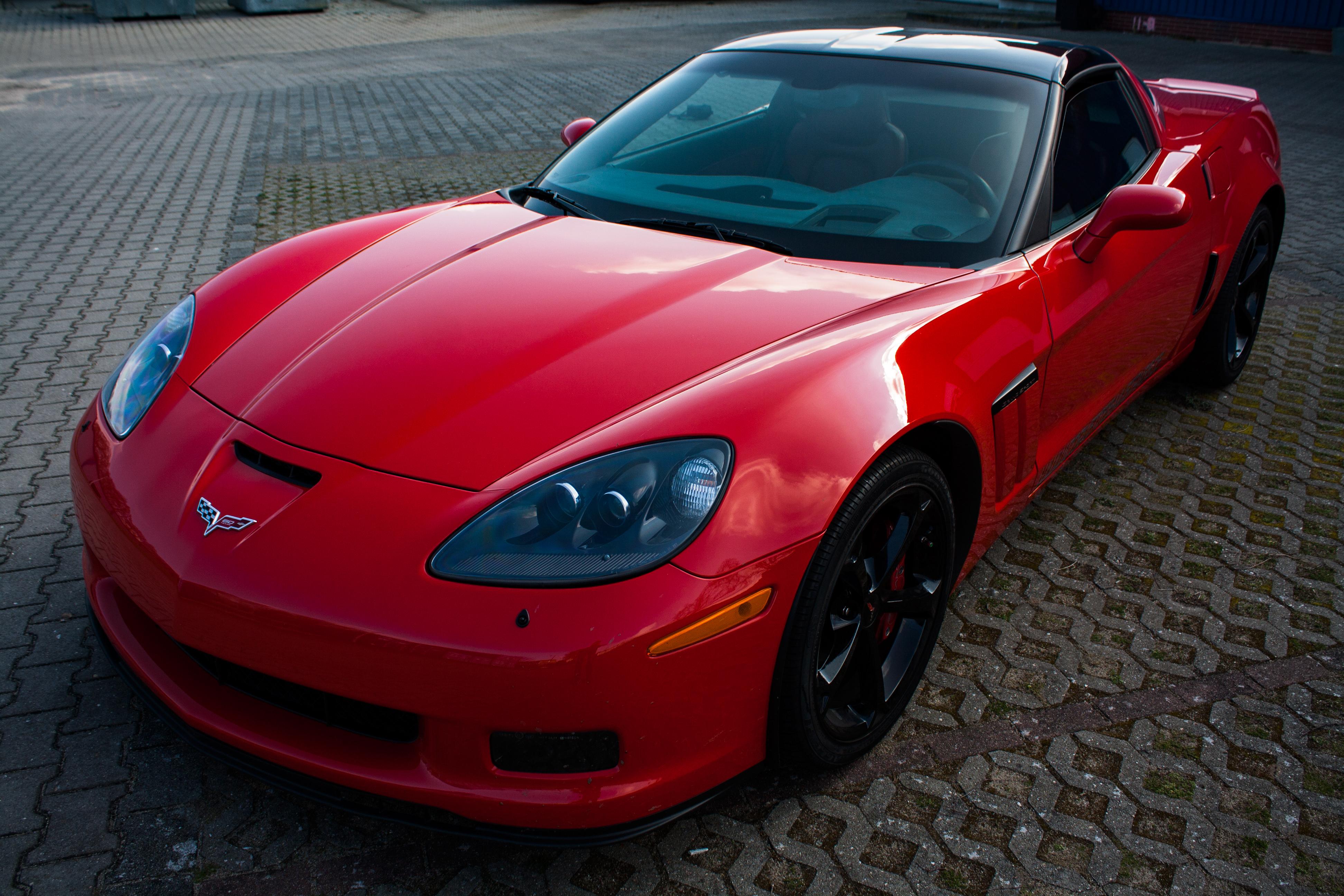 Corvette C6 Grand Sport Coupé